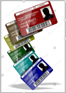 11+ Iconic Student Card Templates – Ai, Psd, Word   Free with regard to Isic Card Template