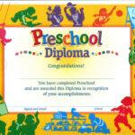 11+ Preschool Certificate Templates – Pdf | Free & Premium Throughout Fun Certificate Templates