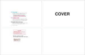 11X17 Brochure Templates throughout 11X17 Brochure Template