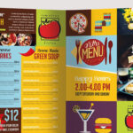 12 Attention Grabbing Bi Fold Brochure Free Psd Templates For 2 Fold Brochure Template Free