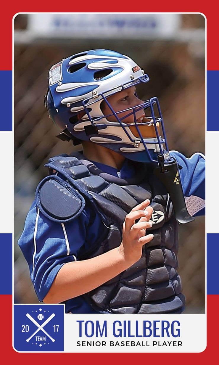12+ Baseball Trading Card Designs & Templates – Psd, Ai Regarding Baseball Card Template Psd