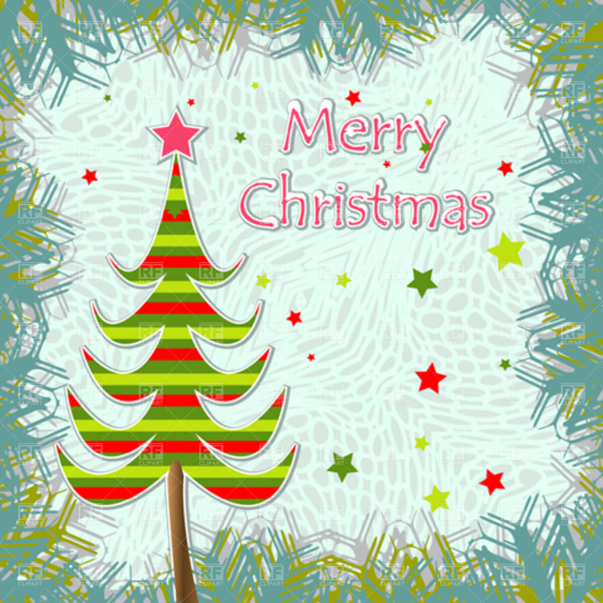 12 Christmas Greeting Cards Template Images - Christmas Card With Regard To Christmas Photo Cards Templates Free Downloads