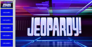 12 Free Jeopardy Templates For The Classroom Inside Quiz Show Template Powerpoint