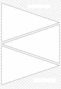 12 Free Printable Templates Pennant Banner Template pertaining to Free Printable Pennant Banner Template