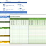 12 Free Social Media Templates | Smartsheet pertaining to Social Media Marketing Report Template