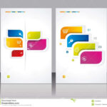 12 Free Vector Brochure Templates Images – Business Brochure Inside Creative Brochure Templates Free Download