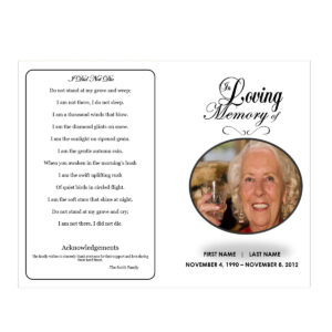 12 Obituary Template For Microsoft Word | Proposal Letter for Free Obituary Template For Microsoft Word