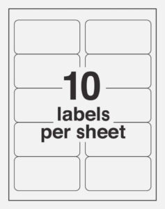 12 Quick Tips Regarding Labels 12 | Label Information Ideas throughout Word Label Template 12 Per Sheet