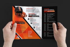 12+ Training Brochure Designs – Editable Psd, Ai Format with regard to Training Brochure Template