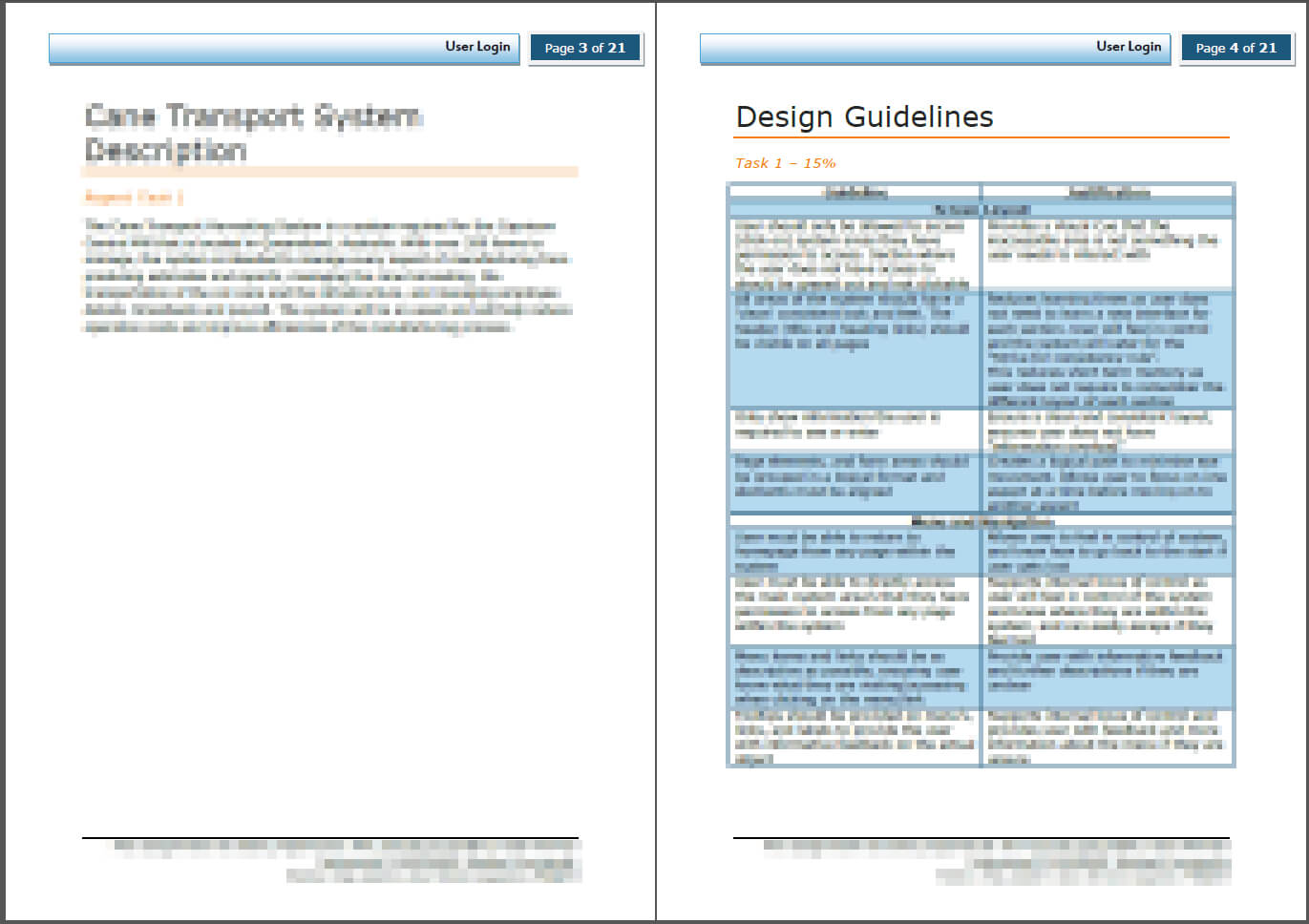 13 Design Templates Word Images - Microsoft Word Document Intended For Word Document Report Templates