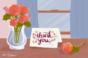 13 Free, Printable Thank You Cards With Lots Of Style in Free Printable Thank You Card Template