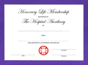 14+ Honorary Life Certificate Templates – Pdf, Docx | Free with regard to New Member Certificate Template