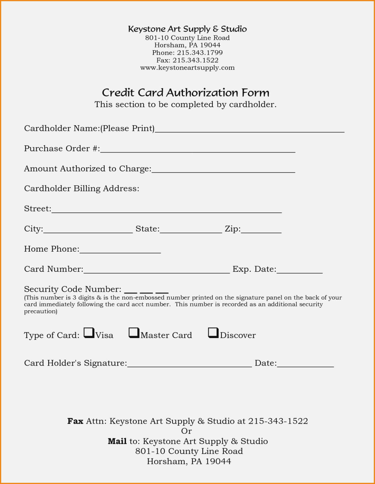 15 Facts About Credit Card | Realty Executives Mi : Invoice With Regard To Corporate Credit Card Agreement Template