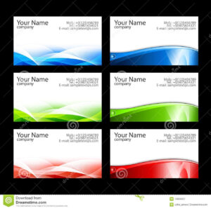 15 Free Avery Business Card Templates Images – Free Business intended for Calling Card Free Template
