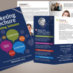 15 Free Corporate Bifold And Trifold Brochure Templates With Regard To Product Brochure Template Free