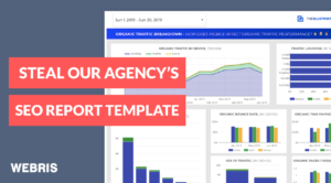 15 Free Seo Report Templates – Use Our Google Data Studio in Seo Report Template Download