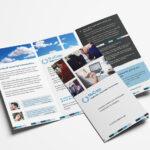 15 Free Tri-Fold Brochure Templates In Psd & Vector - Brandpacks for Adobe Illustrator Tri Fold Brochure Template