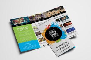 15 Free Tri-Fold Brochure Templates In Psd & Vector – Brandpacks pertaining to Adobe Illustrator Tri Fold Brochure Template