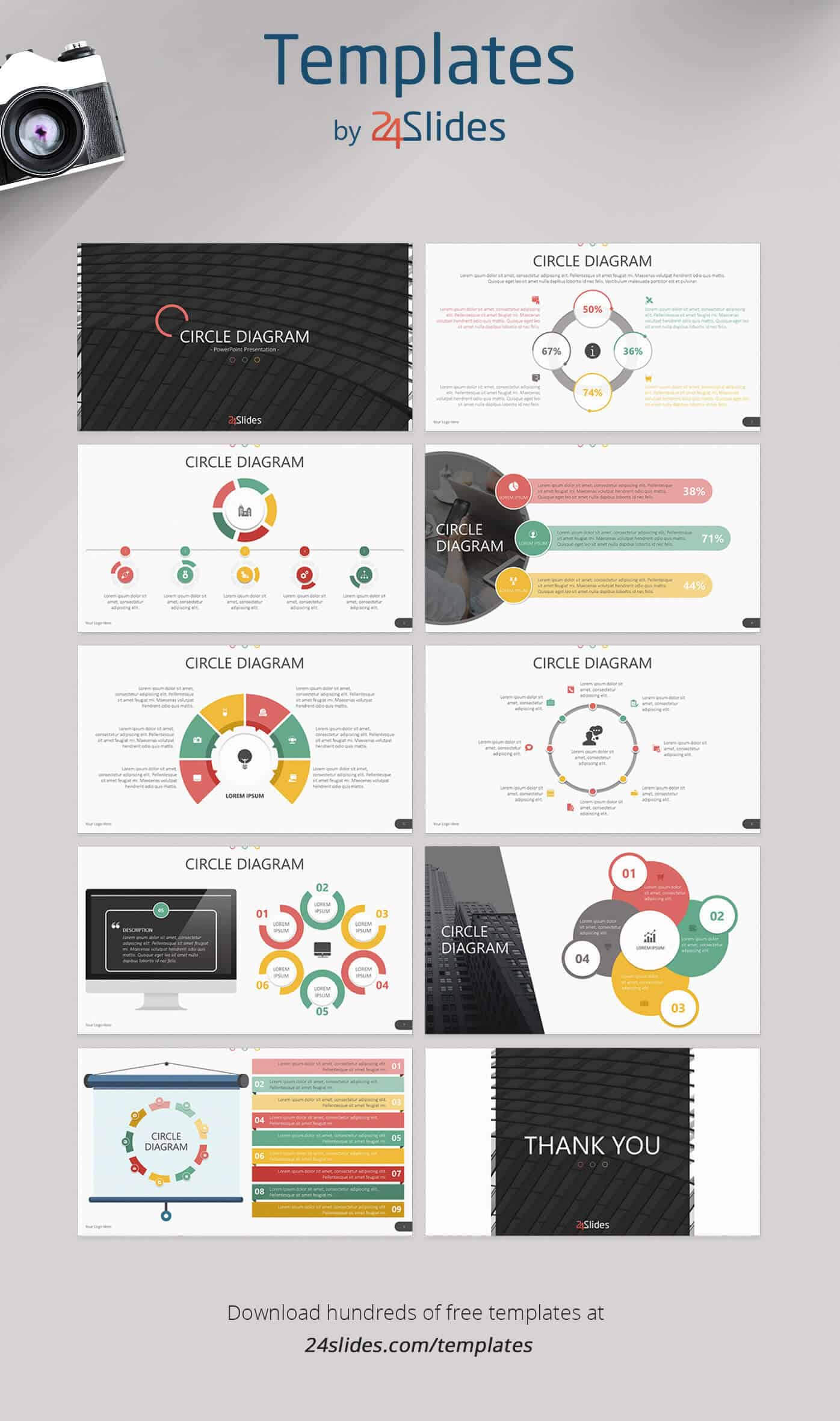 15 Fun And Colorful Free Powerpoint Templates | Present Better Intended For Fun Powerpoint Templates Free Download