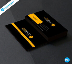 150+ Free Business Card Psd Templates pertaining to Visiting Card Templates Psd Free Download