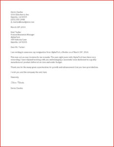 16+ 2 Week Notice Template Word | Leave Latter Pertaining To 2 Weeks Notice Template Word