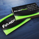 16 Business Cards.psd Templates Photoshop Images – Business Throughout Visiting Card Templates For Photoshop