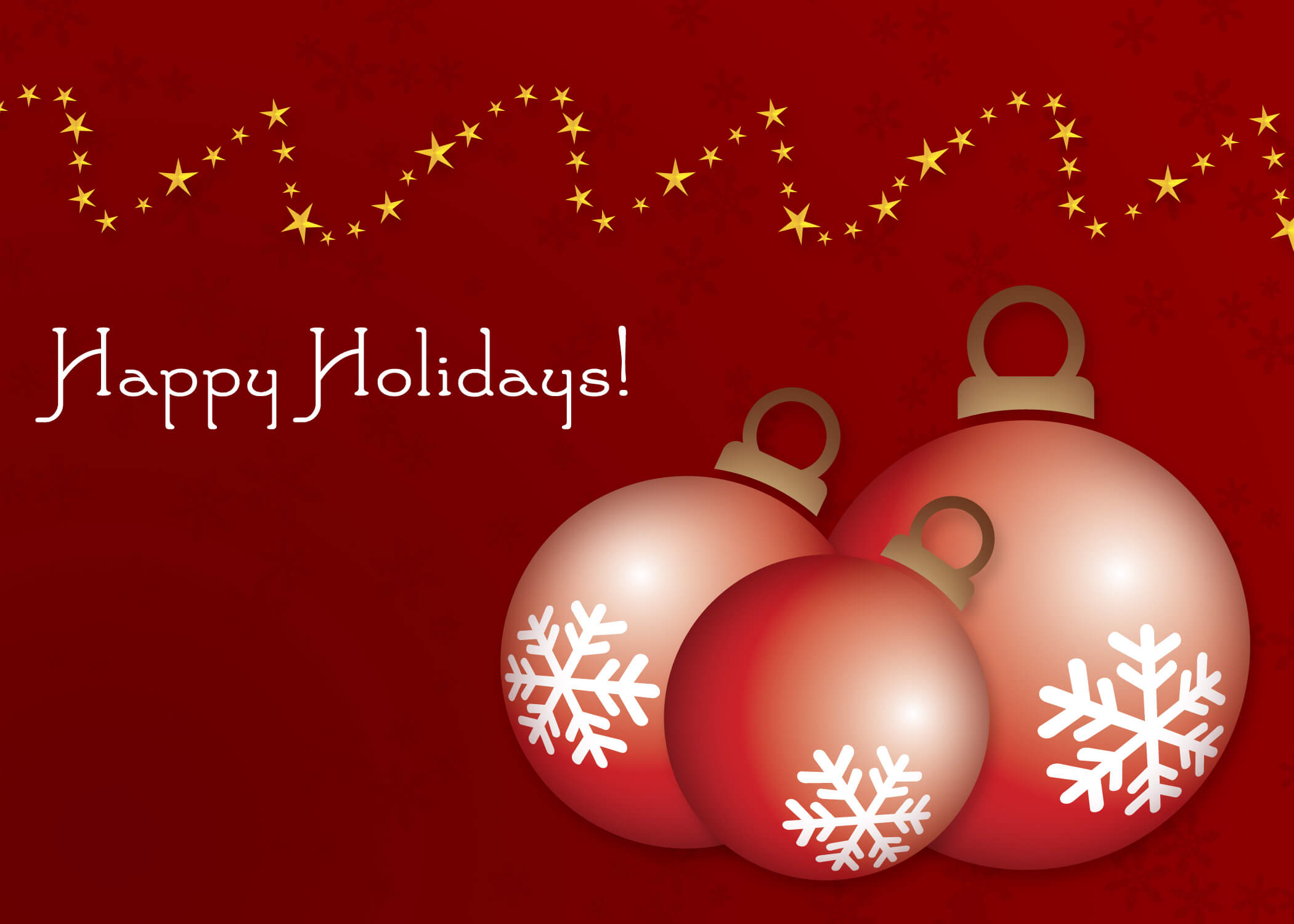 16 Holiday Greeting Card Template Images - Free Christmas In Free Holiday Photo Card Templates