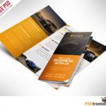 16 Tri Fold Brochure Free Psd Templates: Grab, Edit & Print With Regard To 3 Fold Brochure Template Psd