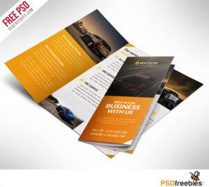 16 Tri-Fold Brochure Free Psd Templates: Grab, Edit & Print with regard to Brochure Psd Template 3 Fold
