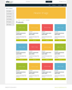 17 Free Amazing Responsive Business Website Templates regarding Blank Html Templates Free Download
