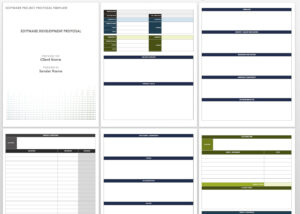 17 Free Project Proposal Templates + Tips | Smartsheet regarding Software Project Proposal Template Word