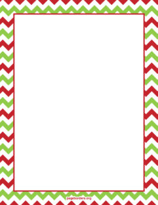 18 Microsoft Christmas Border Templates Free Images – Free in Christmas Border Word Template