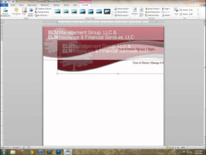 18 Word Header Designs Images – Word Document Header Designs within How To Create A Letterhead Template In Word