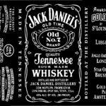19 New Blank Jack Daniels Label In Blank Jack Daniels Label Template