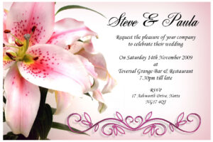 19 Wedding Invitation Cards Templates Designs Images for Sample Wedding Invitation Cards Templates