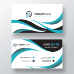 2 Sided Business Cards | Free Download – Graphicdownloader With 2 Sided Business Card Template Word