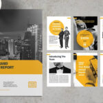 20+ Annual Report Templates (Word & Indesign) 2019 - Do A for Annual Report Template Word