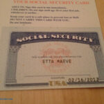 20+ Blank Social Security Card Template For Ssn Card Template