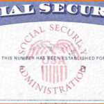 20+ Blank Social Security Card Template Inside Social Security Card Template Free