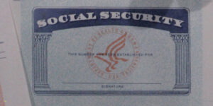 20+ Blank Social Security Card Template throughout Editable Social Security Card Template