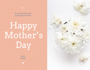 20+ Creative Mother's Day Card Templates [Plus Design Tips regarding Mothers Day Card Templates