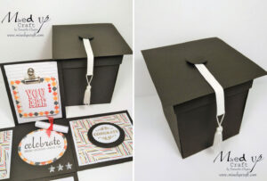 20+ Custom Graduation Card Box Ideas 2019 | Shutterfly with Thanks A Latte Card Template