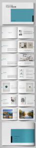 20 New Professional Catalog Brochure Templates | Design intended for Product Brochure Template Free