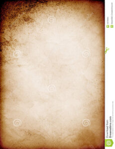 20 Old Paper Template For Word Images – Old Scroll Paper for Blank Old Newspaper Template