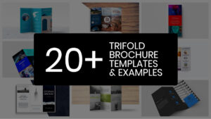20+ Professional Trifold Brochure Templates, Tips & Examples intended for Professional Brochure Design Templates