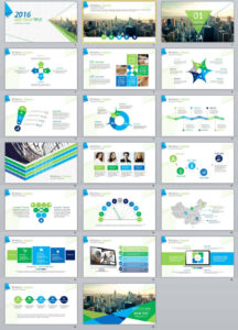 20+ Simple Business Report Creative Powerpoint Template Intended For Simple Business Report Template