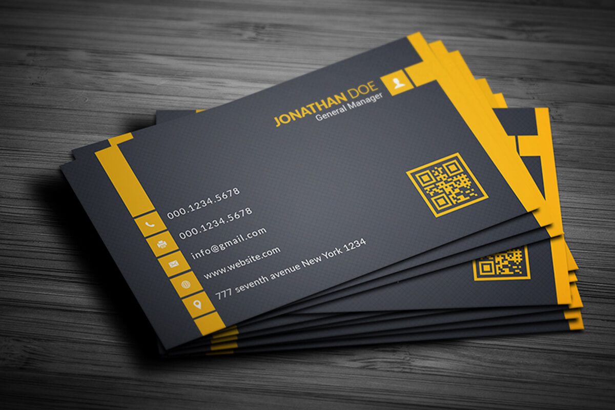 200 Free Business Cards Psd Templates - Creativetacos Pertaining To Free Complimentary Card Templates