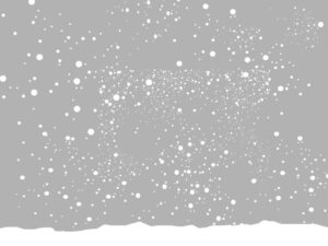 2012 Snow Christmas Backgrounds For Powerpoint – Christmas in Snow Powerpoint Template