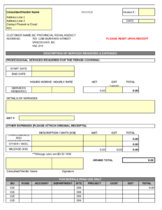 2019 Proforma Invoice – Fillable, Printable Pdf & Forms regarding Free Proforma Invoice Template Word