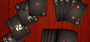 22+ Playing Card Designs   Free & Premium Templates pertaining to Playing Card Design Template